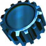 blue-cog