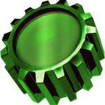 green-cog